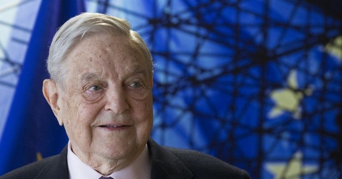 George Soros says Trump administration is 'danger to the world'