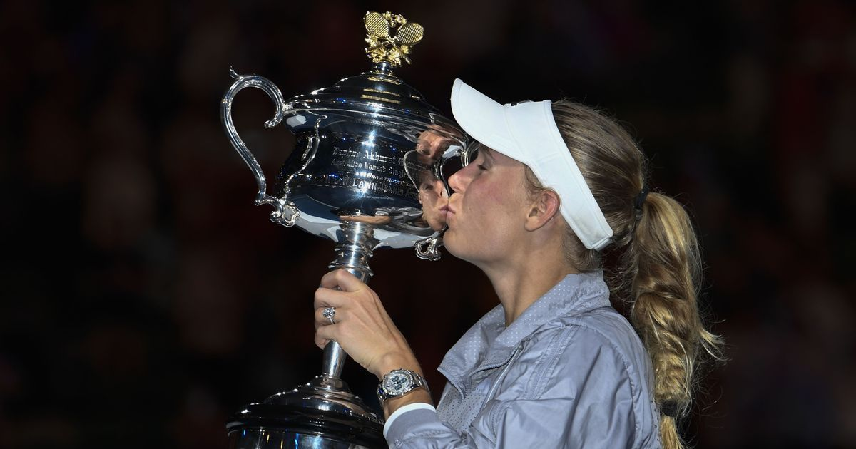 Wozniacki triumphed in a battle of both skill and will in Australian Open final