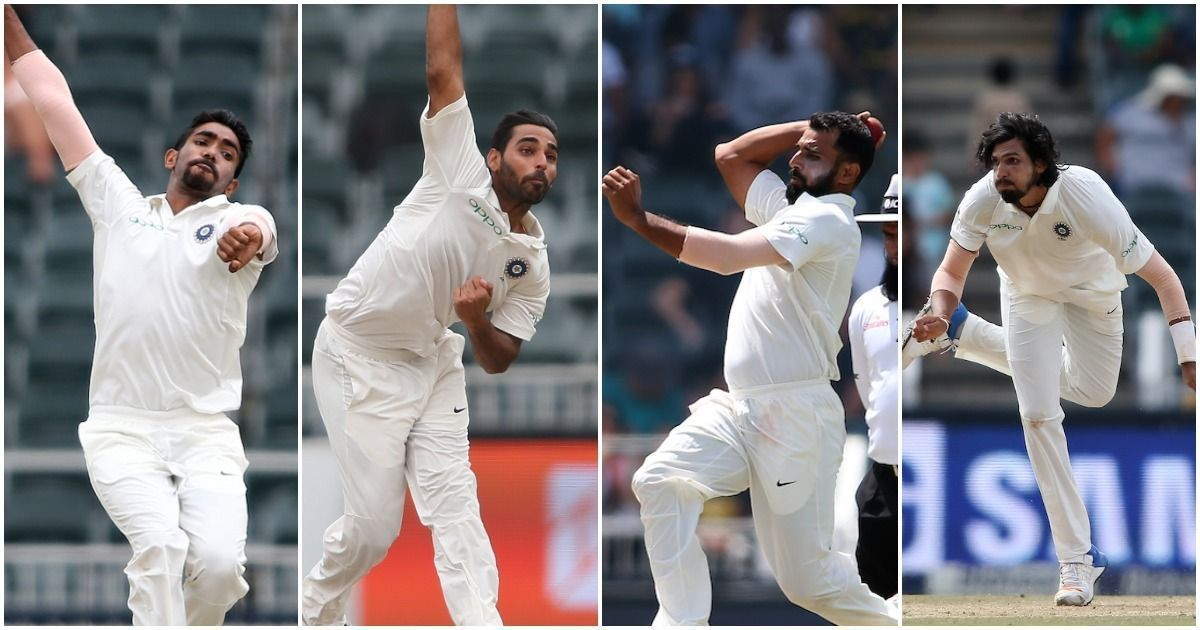 Pace is ace: In India's win at the Wanderers, Kohli may have found the next 'Fab Four'