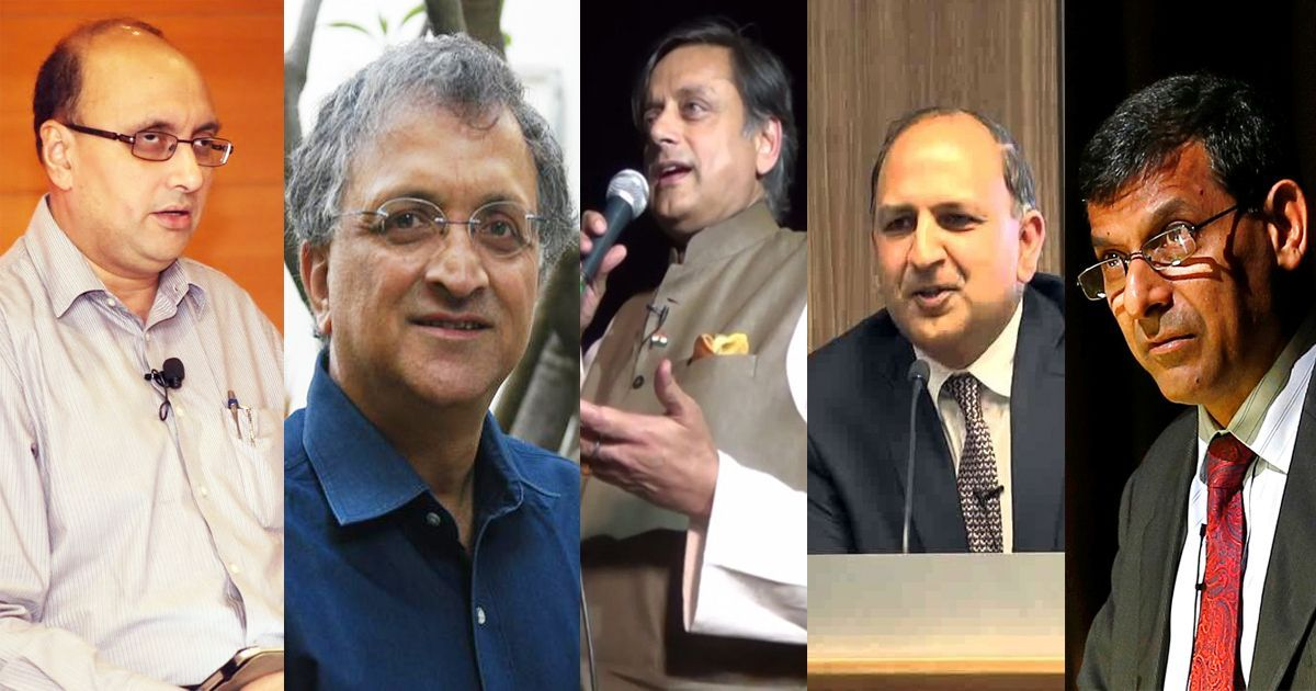 India's 5 most important public intellectuals – and what this list says about our national discourse
