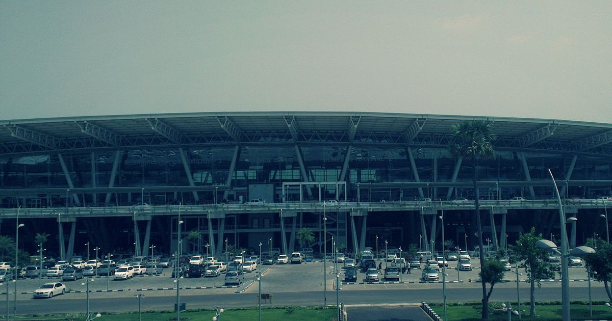 Man falls to death from departure bridge in Chennai airport