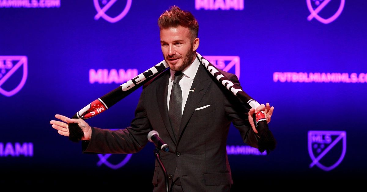 Coronavirus: David Beckham waited years to see his team play at home in MLS – and the wait continues