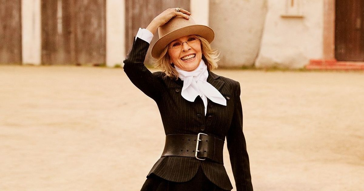 Diane Keaton defends Woody Allen, says he's 'my friend and I continue to believe him'