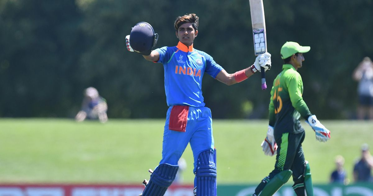 Patient Cheteshwar Pujara is setting a benchmark for youngsters, says U-19 star Shubman Gill