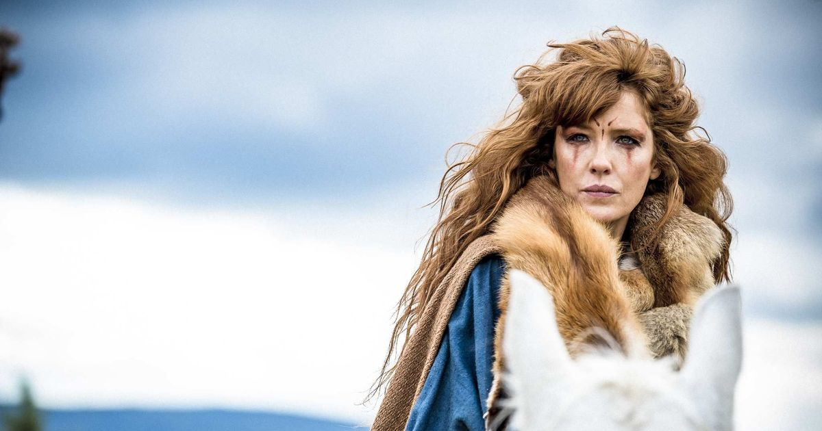 TV show 'Britannia' is exciting but is already in danger of being overshadowed by real events