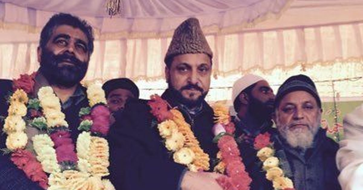 Indian Muslims harassed, should demand separate nation: J&K Dy Mufti