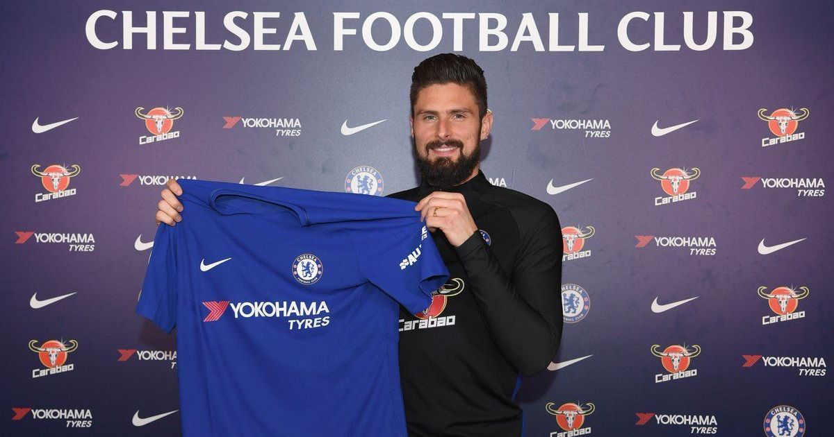 076e65a1f Deadline Day wrap  Olivier Giroud to Chelsea
