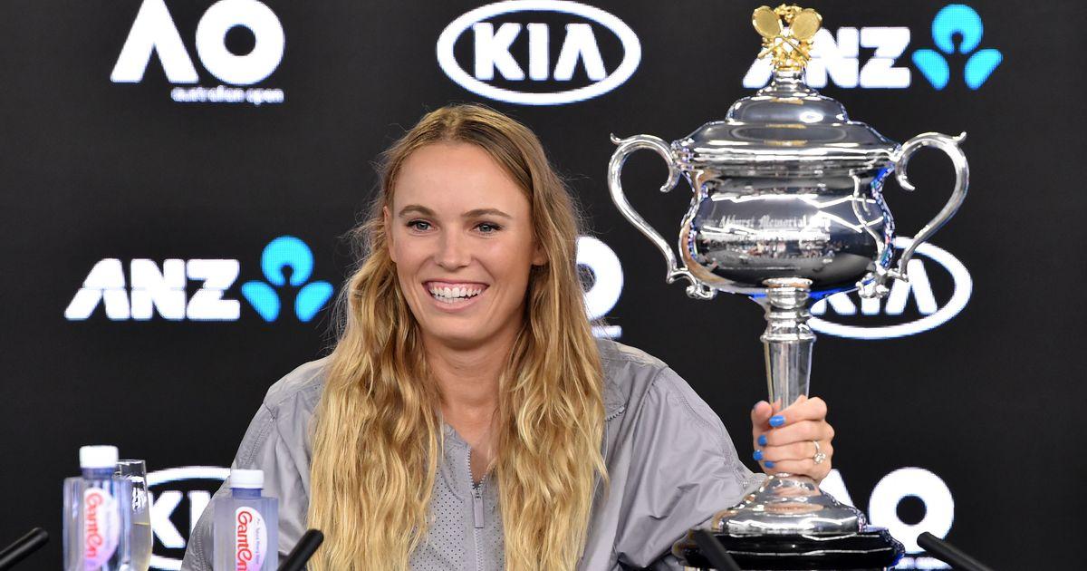Australian Open: Caroline Wozniacki enjoying title defence, despite arthritis problems