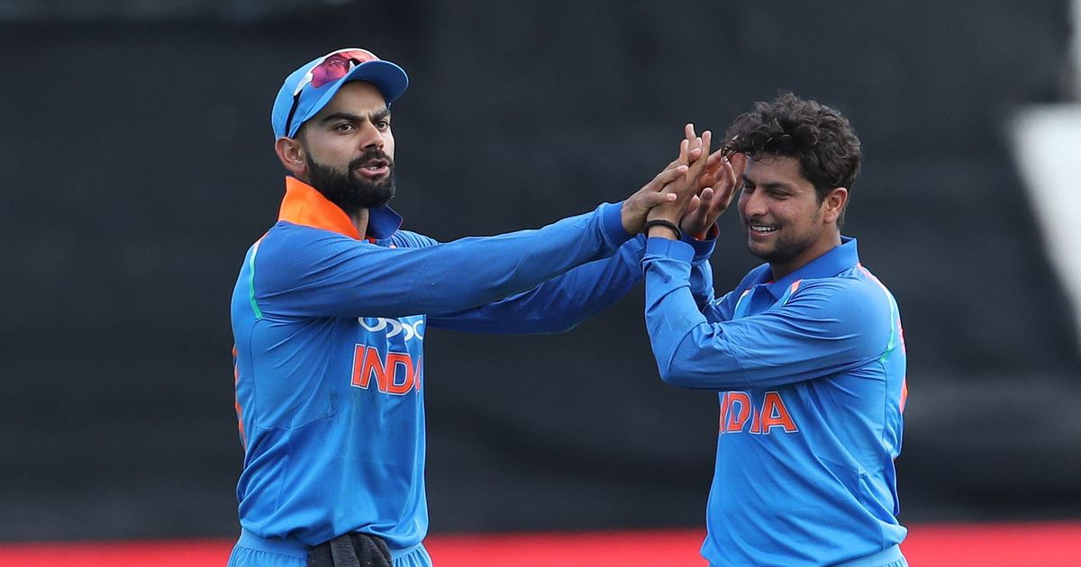 Kuldeep Yadav's six-for sets up an easy run-chase for Rohit Sharma and Co as India take 1-0 lead