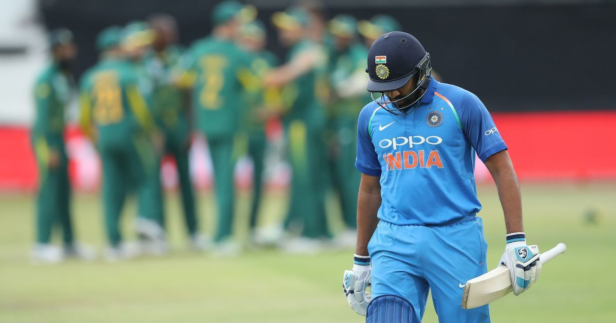 Rohit Sharma's technique not good enough for South African conditions, says Kepler Wessels