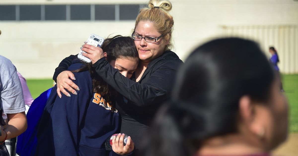 Girl arrested in LA school middle shooting believed to be 12