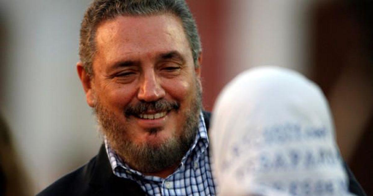 क्यूबा : फिदेल कास्त्रो के बड़े बेटे ने आत्महत्या की