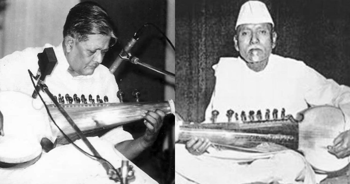 Listen: The challenging raag Bilawal comes alive in these two sarod recitals