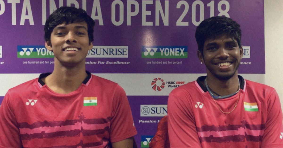 Off-court bonding the reason behind Satwik-Chirag's improved on-court performance