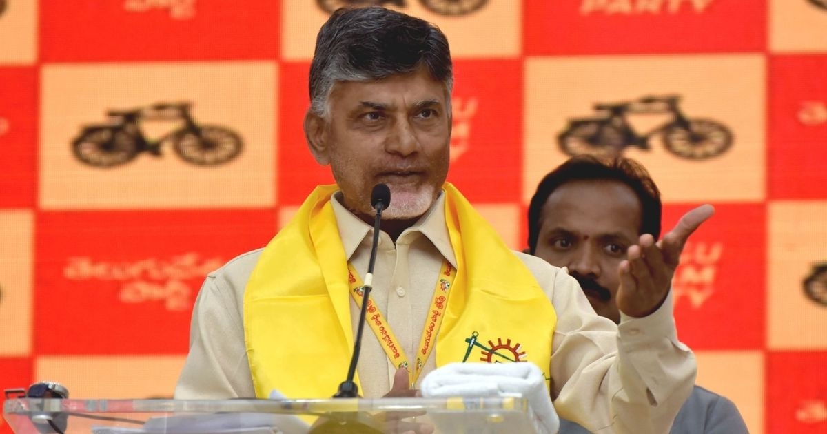 Centre collects revenue from south, spends on north: Andhra CM Chandrababu Naidu