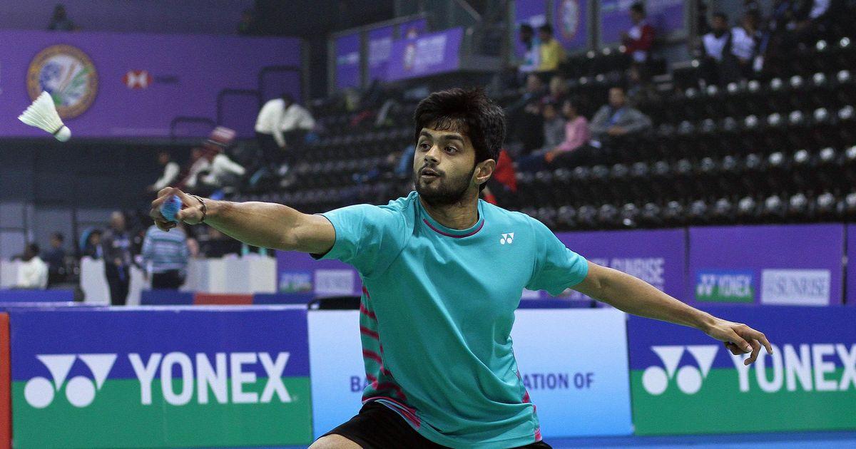 New Zealand Open: Sai Praneeth reaches semi-final, Sameer Verma goes down against Lin Dan