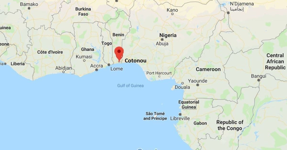 Petrol tanker with 22 Indian crew members goes missing off West African nation of Benin
