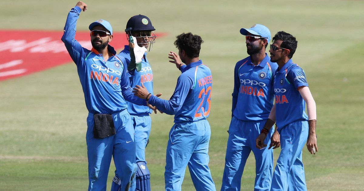 Virat Kohli's India will be No 1 ranked ODI side irrespective of the final ODI result in Centurion