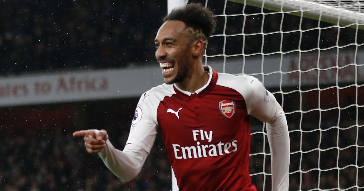 Aubameyang promises more after goal-scoring Arsenal debut