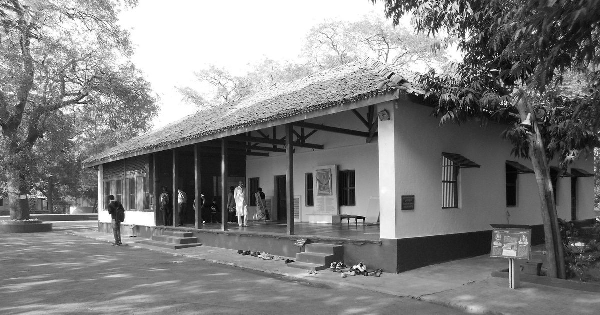 September 1969: When rioters in Ahmedabad attacked Gandhi Ashram (and this writer's house)
