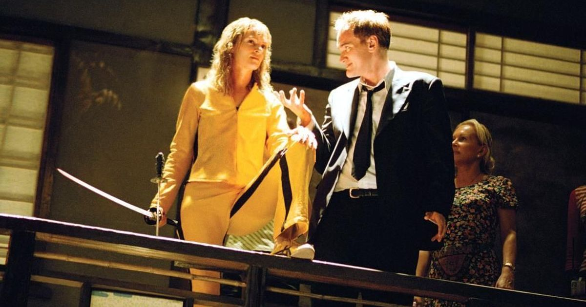 Quentin Tarantino under fire for endangering Uma Thurman's life on 'Kill Bill' sets