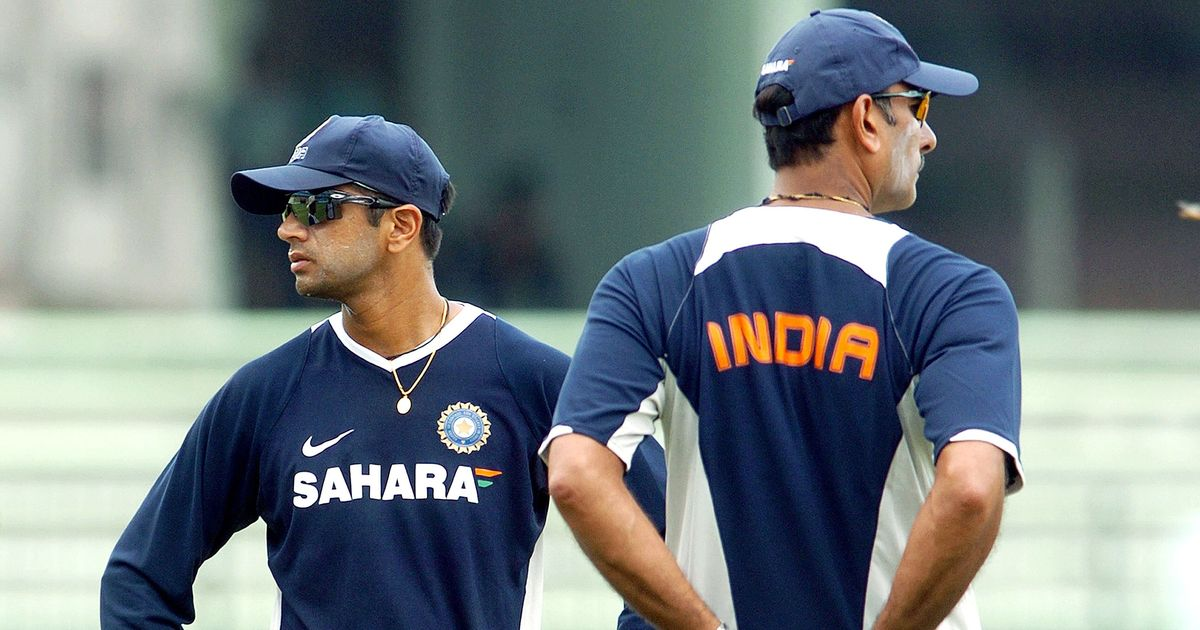 Dravid's coaching philosophy is acting as the perfect counterbalance to Shastri-Kohli