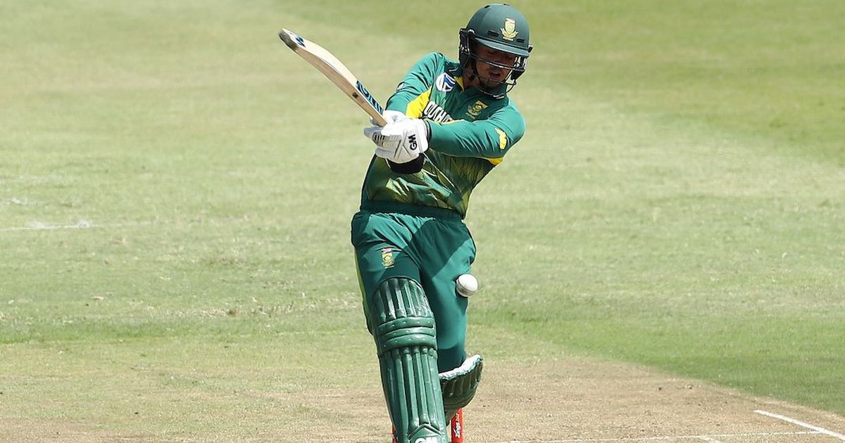 World Cup: We still have high hopes, says South Africa's Quinton de Kock ahead of New Zealand game