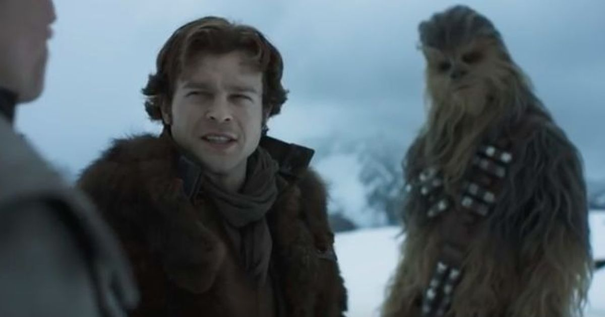 Trailer talk: It's back to the beginning in 'Solo: A Star Wars Story'