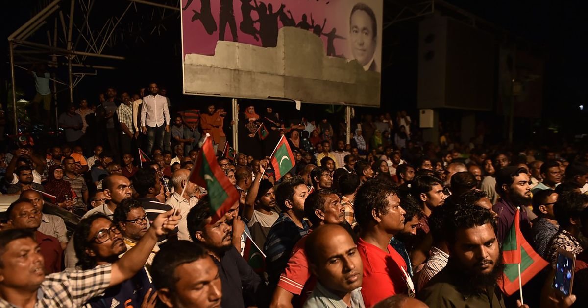 India must stop intervening in the affairs of the Maldives, says Chinese state-run media