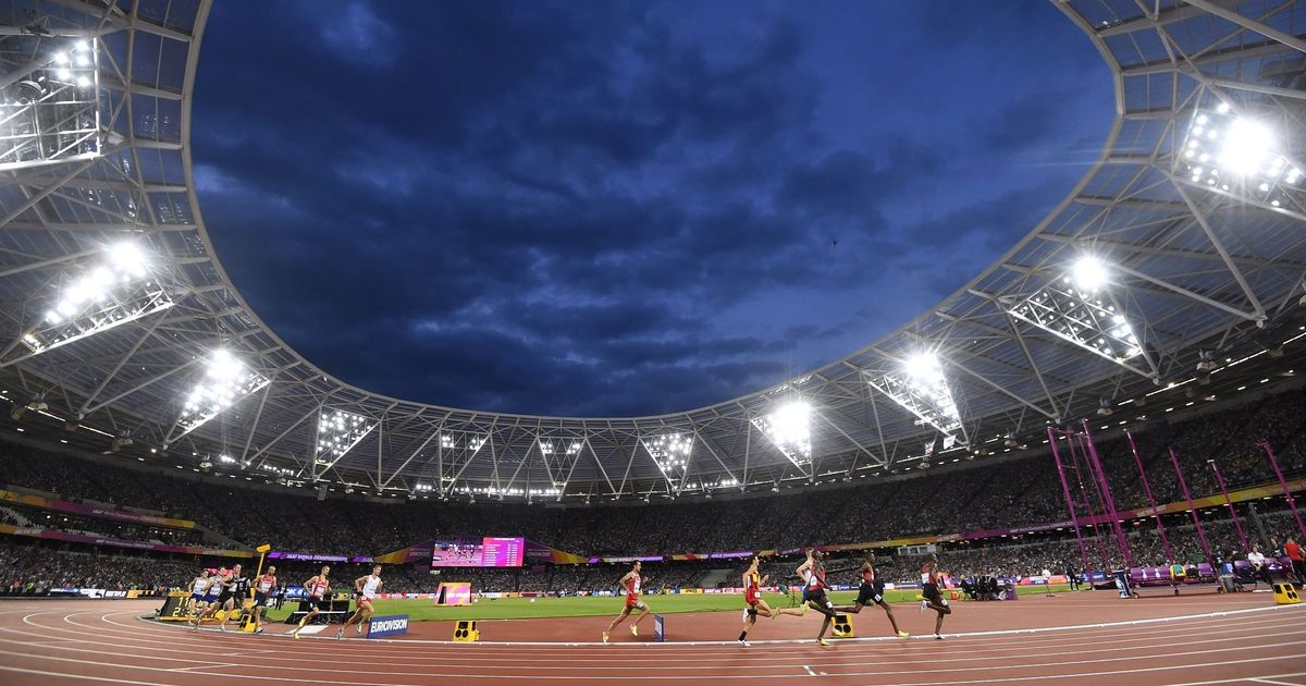 Canada snubbed by new Athletics World Cup event