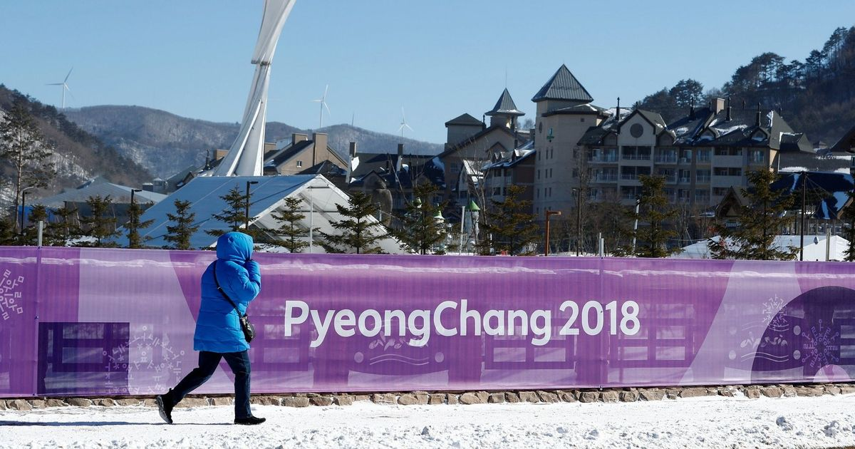 Winter Olympics | North Korean cheering group to arrive in South for games