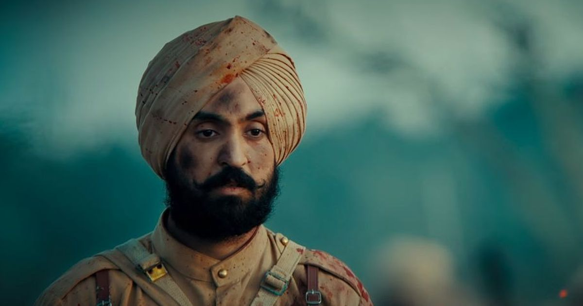 Trailer talk: Diljit Dosanjh goes to war in 'Sajjan Singh Rangroot'