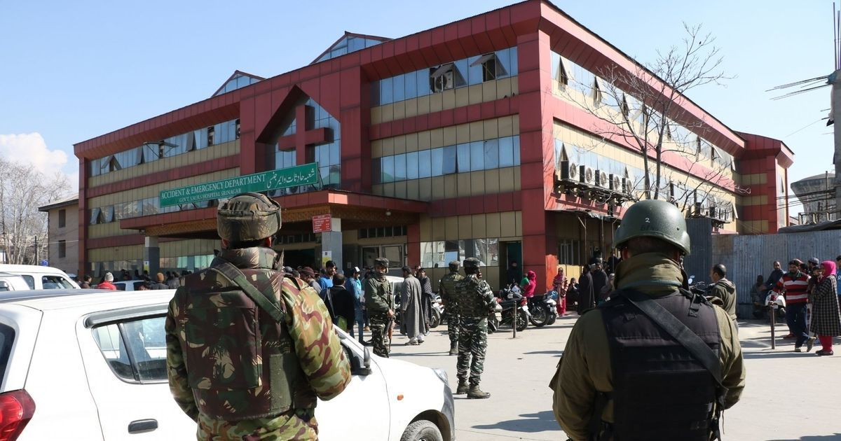 Srinagar attack: Five men arrested for helping militant escape from hospital