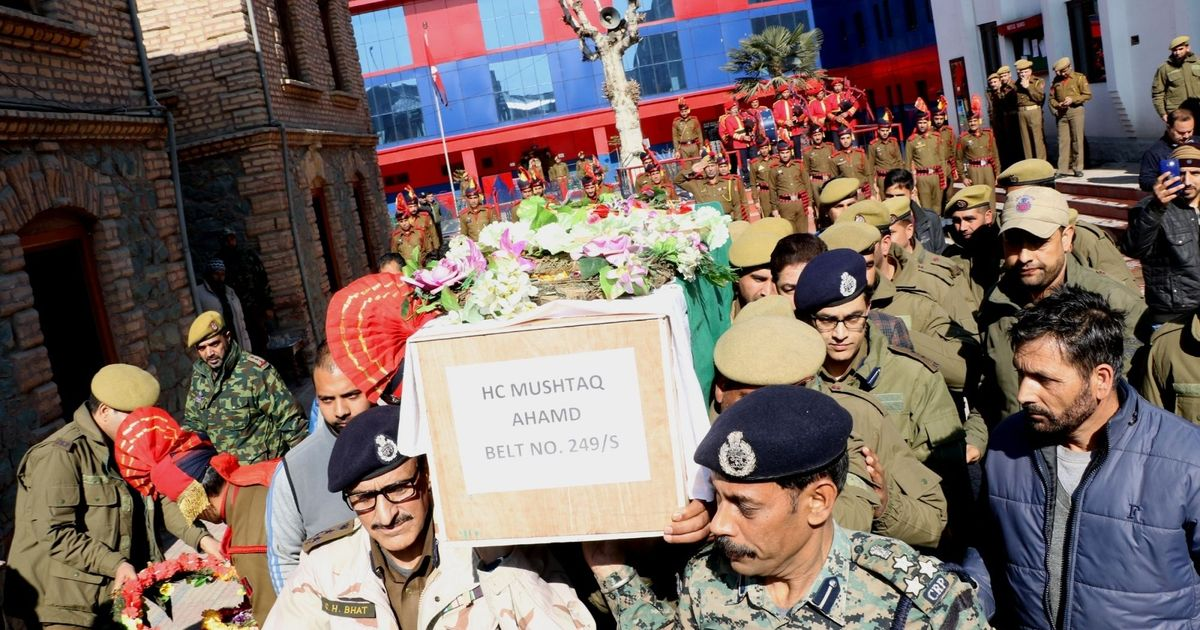 The big news Militant kills two policemen at Srinagar hospital and nine other top stories