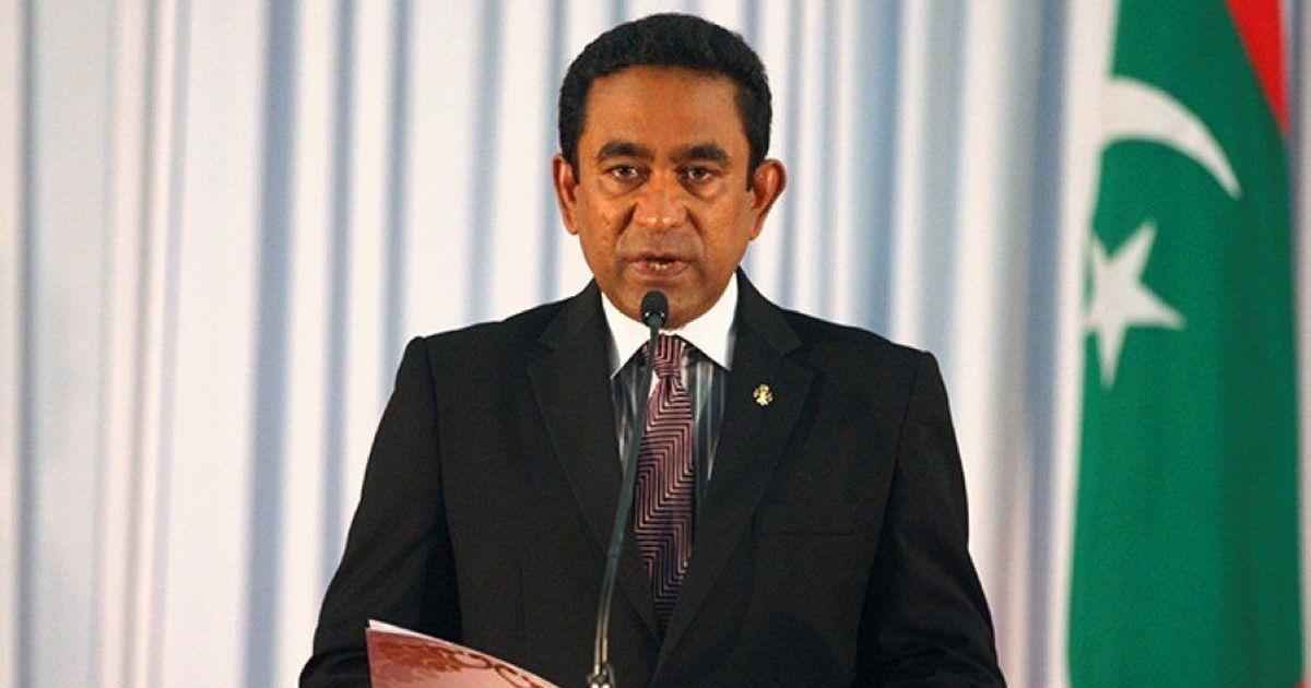 मालदीव संकट : भारत ने आपातकाल की मियाद आगे और न बढ़ाए जाने की उम्मीद जताई