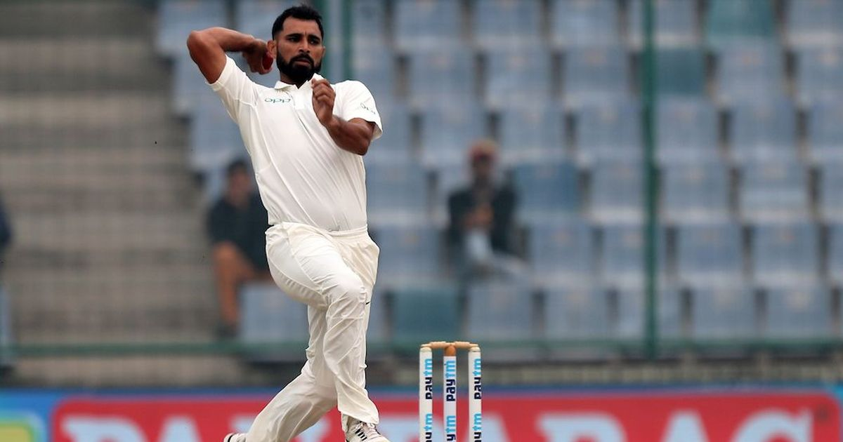Mohammed Shami ruled out of Afghanistan match after failing fitness test, Delhi's Saini replaces him
