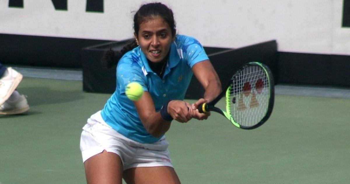 Mumbai Open: Resilient Ankita Raina beats Rutuja Bhosale in high-octane, all-India clash