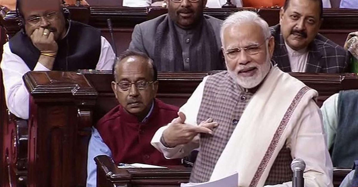 The Daily Fix: With his speech, Modi has got everyone discussing the burning issues of our times