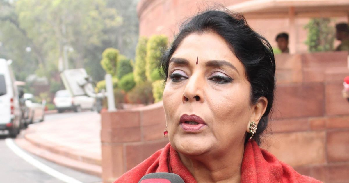 'Parliament not immune to casting couch,' says Congress MP Renuka Chowdhury