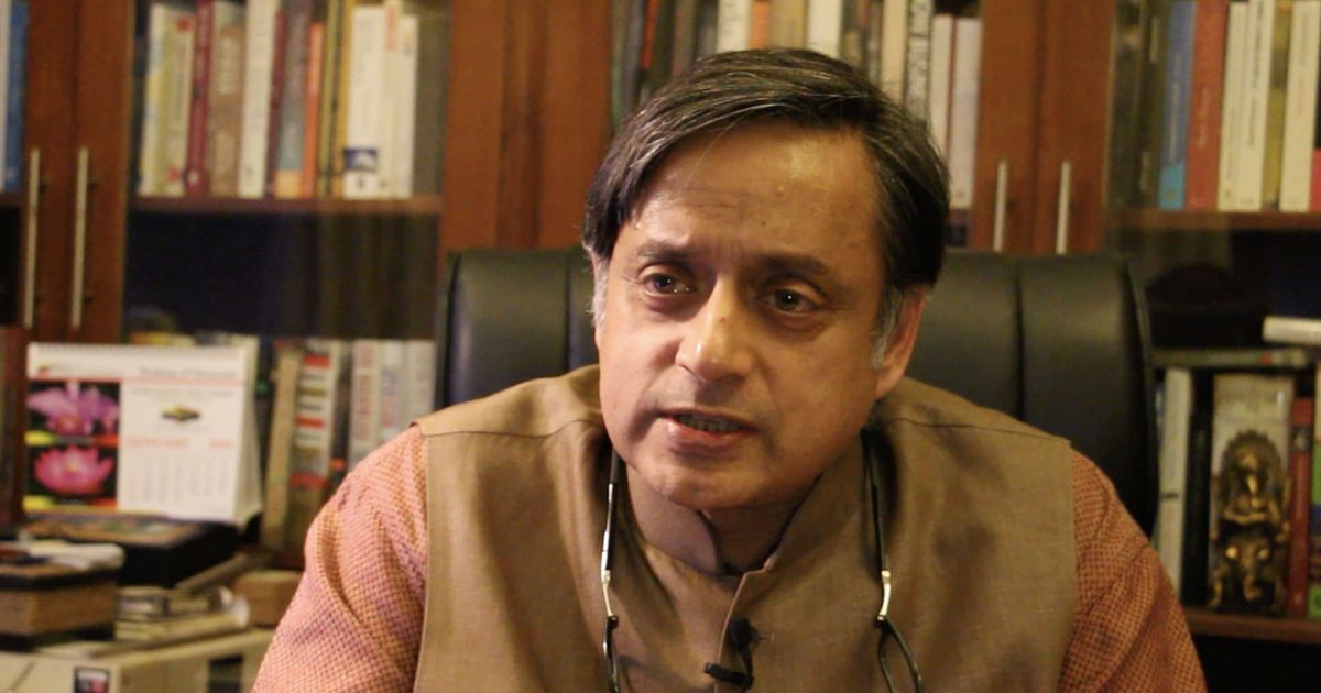 I want to resist the hijacking of Hinduism by Hindutva: The Shashi Tharoor interview