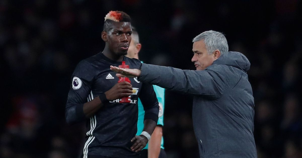 He arrived happy, with a desire to work: Jose Mourinho denies rift with Paul Pogba