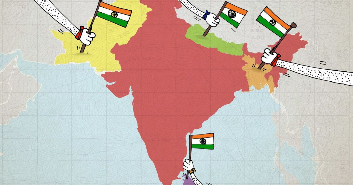 Revealed: A country-by-country action plan to realise the dream of Akhand Bharat
