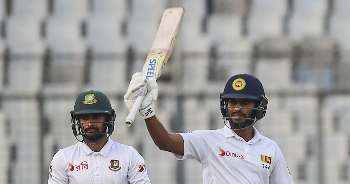 Sri Lanka opt to bat first in second Bangladesh Test