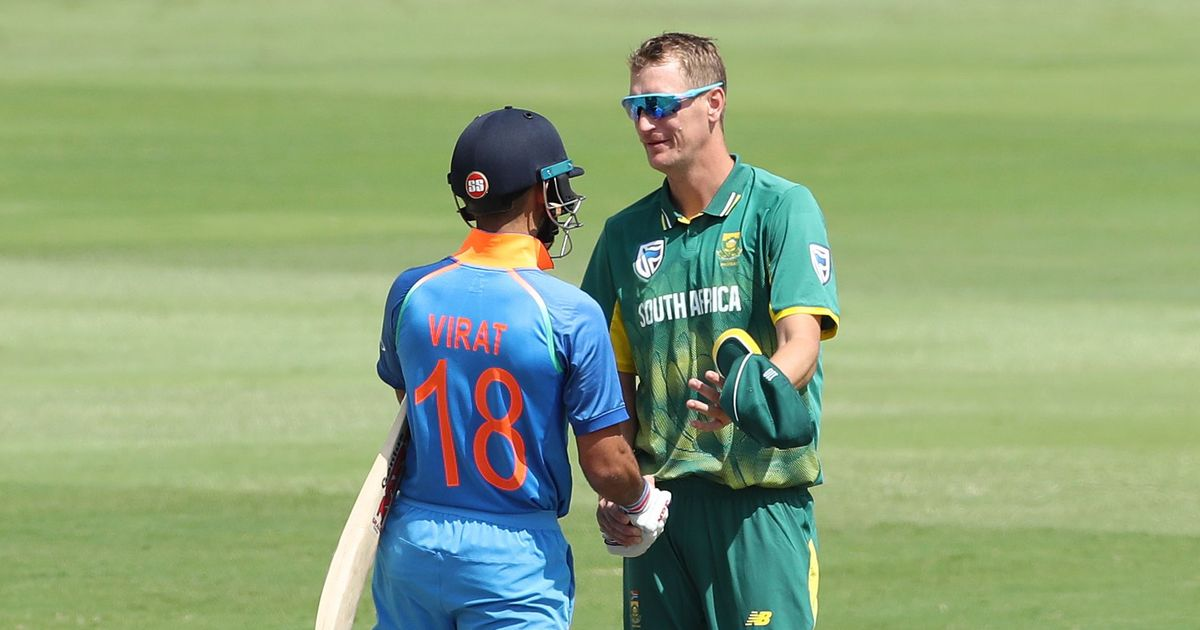 India overpower Proteas in 3rd ODI