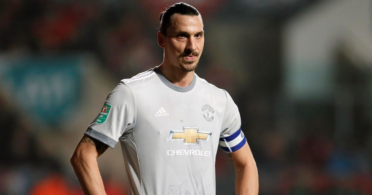 Zlatan Ibrahimovic close to making a return from injury says Jose Mourinho