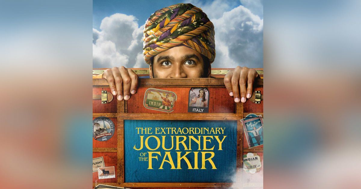 Dhanush is a turban-clad oddball in the posters of 'The Extraordinary Journey of The Fakir'