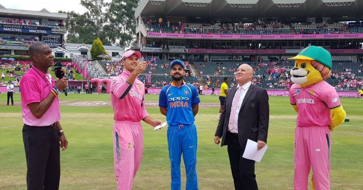 South Africa fined for slow over-rate in fourth ODI against India in Johannesburg
