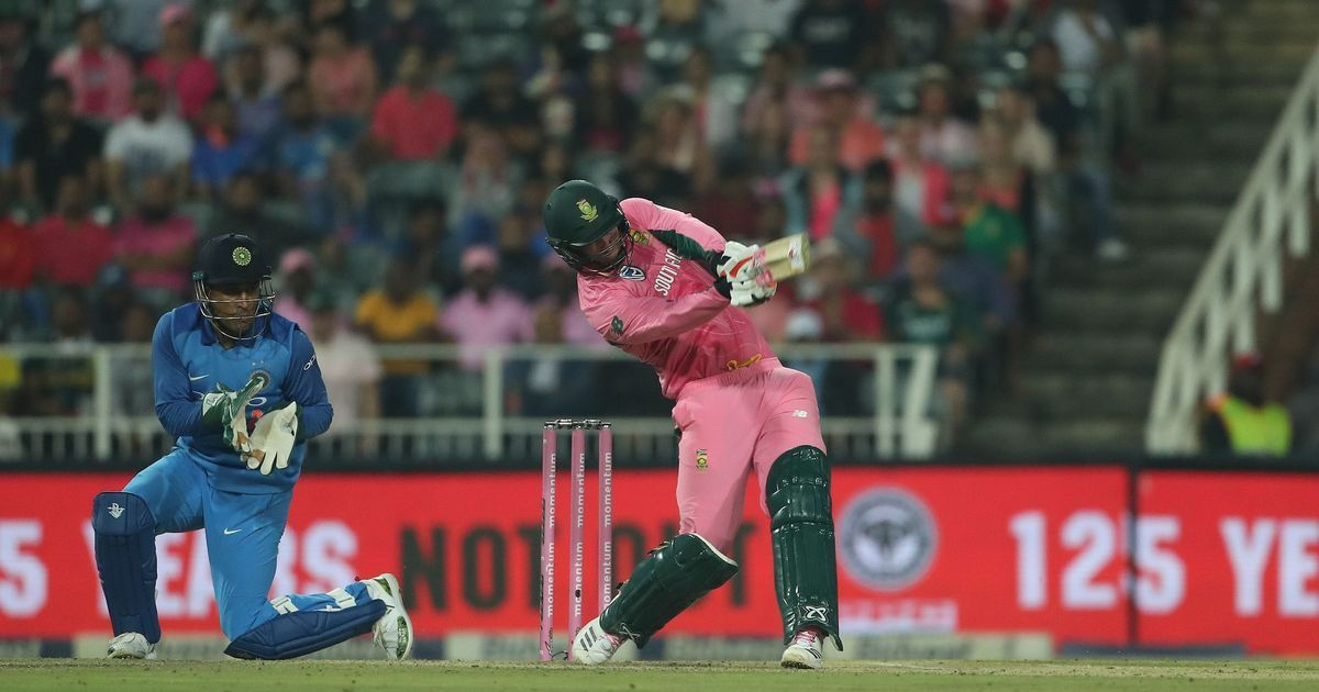 Pink ODI hero Klaasen surprised by Kohli's decision to not bowl pacers at death