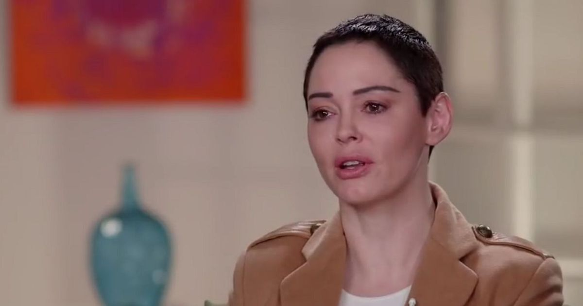 Rose McGowan on Jill Messick's suicide: 'The bad man did this to us both'