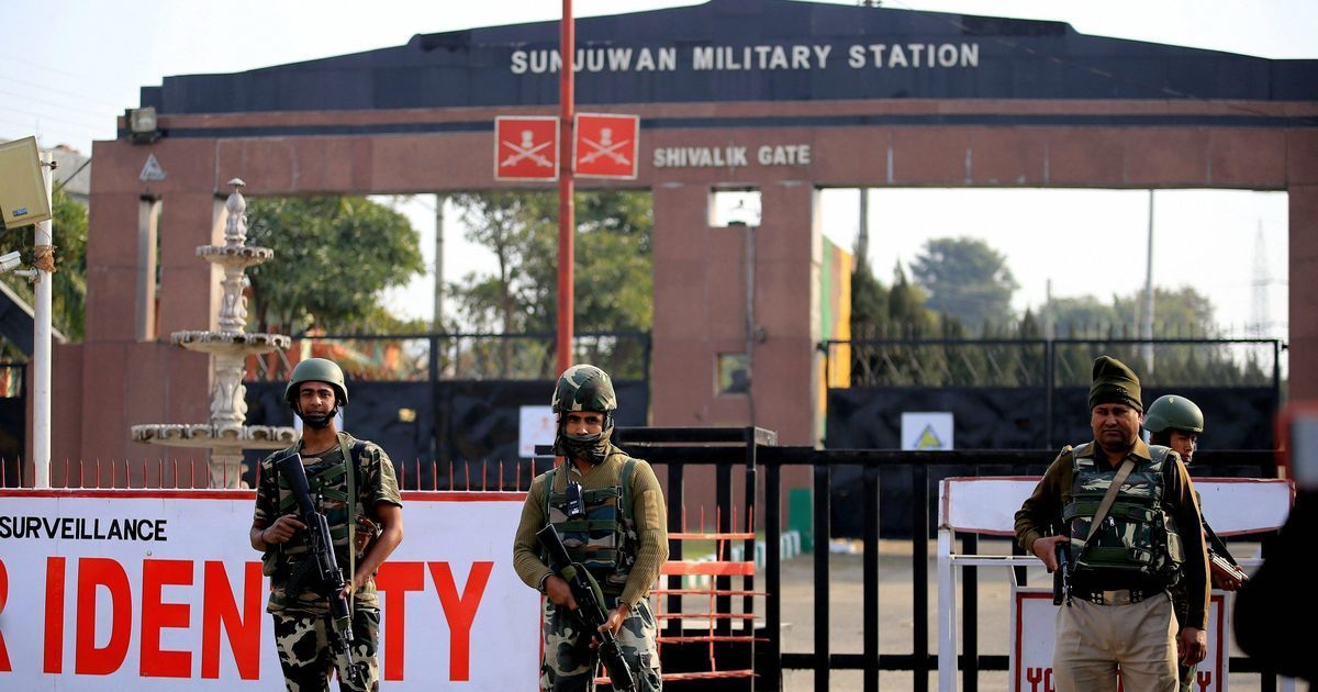 Security forces kill Sunjawan terror attack mastermind